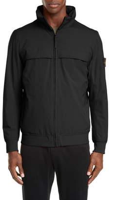 Stone Island Soft Shell Zip Jacket