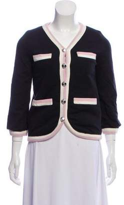 Marc by Marc Jacobs Button-Up Knit Cardigan