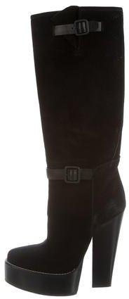 Balenciaga Balenciaga Knee-High Platform Boots