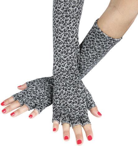 G-Leoless Grey Fabric