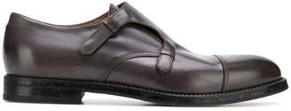 Doucal's double buckled monk shoes