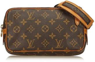 Louis Vuitton Vintage Monogram Marly Bandouliere