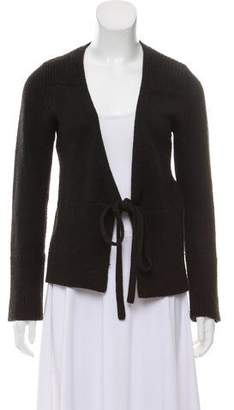 Claudie Pierlot Wool-Blend Heavy Cardigan