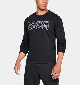 Under Armour Men's UA Baseline Fleece Crew