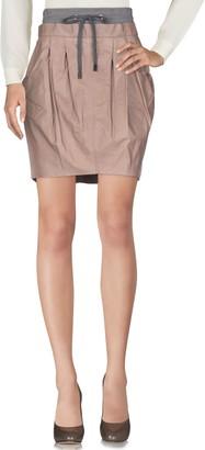 Brunello Cucinelli Knee length skirts - Item 35381600VW