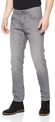 Tom Tailor Men's's 5pocket, Josh Regular Slim Jeans, (Grey Denim 1058), W38/L34 (Size: 38)