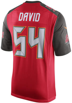 Nike Men's Lavonte David Tampa Bay Buccaneers Game Jersey