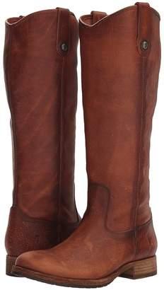 Frye Melissa Button Lug Tall Women's Boots