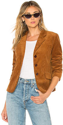 Icons The Three Button Corduroy Blazer