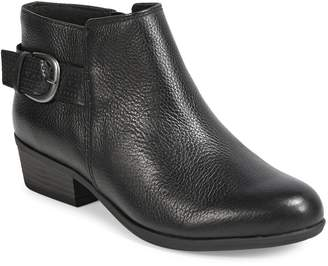 Clarks Collection By Addiy Kara Leather Booties