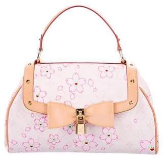 Louis Vuitton Cherry Blossom Sac Retro