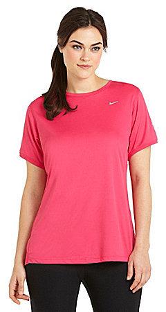 Nike Woman Miller Short-Sleeve Running Top