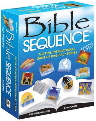 Jax Kohl's Bible Sequence Game by Ltd.