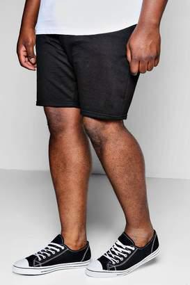 boohoo Big And Tall Basic Jersey Short