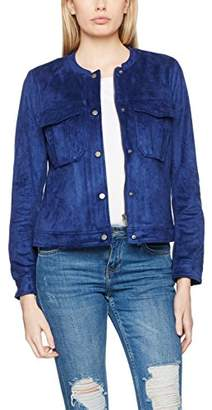 Esprit edc by Women's 027cc1g017 Jacket,(Manufacturer Size: Small)