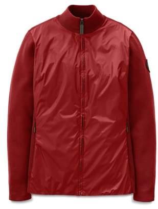 Canada Goose Windbridge Zip Front Sweater Jacket