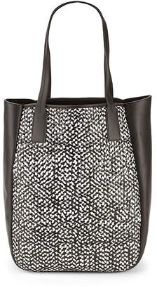 Derek Lam 10 Crosby Derek Lam Bond Woven Leather Tote Bag