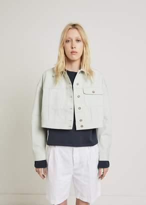 Acne Studios Kremi Cotton Short Jacket