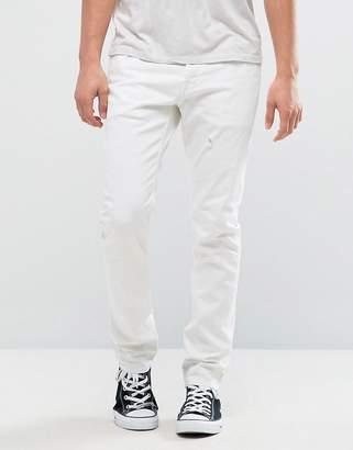 AllSaints Weott Rex Jeans In White