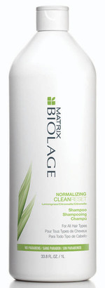Biolage CleanReset Cleansing Shampoo Cleansing Hair Shampoo for All Hair Types 1000ml