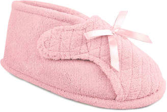 Muk Luks Quilted Bow Slipper - Women's