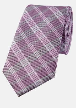 yd. Beatle Check 6.5cm Tie