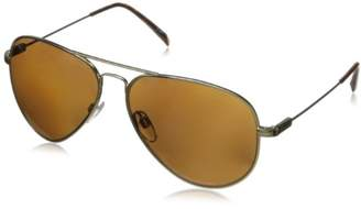 Electric Visual AV1 Large /OHM Polarized Bronze Sunglasses