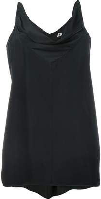 Rick Owens cowl-neck top