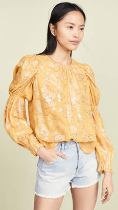 Ulla Johnson Aster Blouse