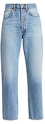A Gold E AGOLDE Women's 90s Mid-Rise Loose Jeans