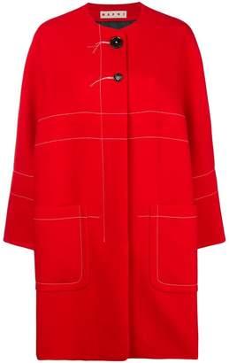 Marni cocoon coat