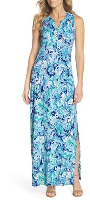 Lilly Pulitzer R) Essie Maxi Dress