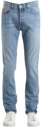 April 77 90's Cult Open Deconstruct Slim Jeans