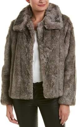 Rebecca Taylor Fuzzy Coat