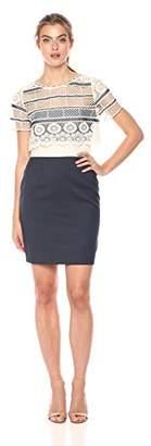 Elie Tahari Women's Carline Dress,2