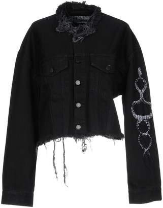 Marcelo Burlon County of Milan Denim outerwear - Item 42672008HX
