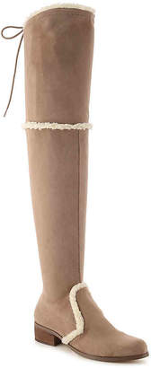 Charles by Charles David Gunter Over The Knee Boot - Women's