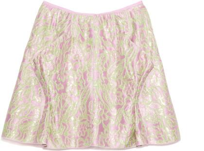 Nina Ricci Preorder Brocade Skirt