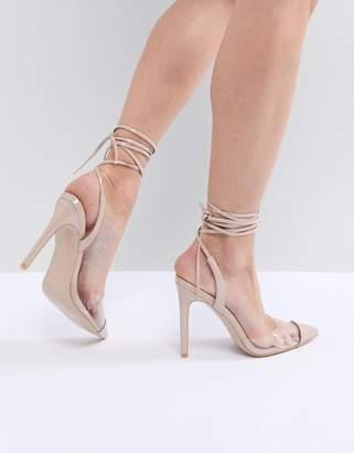 98b2dcd3ea8 Public Desire Beige Women s Fashion - ShopStyle