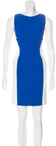 Antonio Berardi Antonio Berardi Colorblock Mini Dress