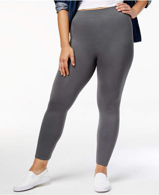 First Looks Plus Seamless Leggings, Created for Macy's