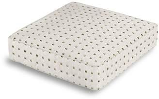 Loom Decor Box Floor Pillow Stud Muffin - Oatmeal
