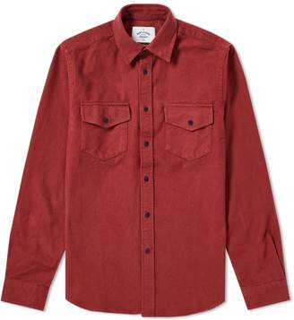 Portuguese Flannel Campo Overshirt