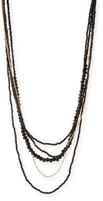 Jules Smith Layered Long Necklace $95 thestylecure.com