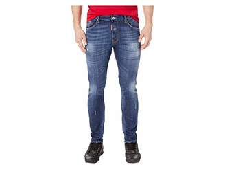 DSQUARED2 Skater Jeans in Basic Garden Wash