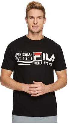Fila Biella T-Shirt Men's T Shirt