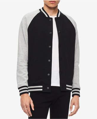 Calvin Klein Jeans Men's Varsity Jacket