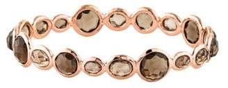 Ippolita Smoky Quartz Rosé Mini Gelato Bangle