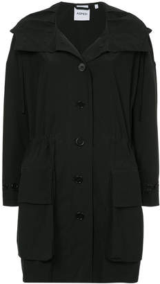 Aspesi loose fit coat