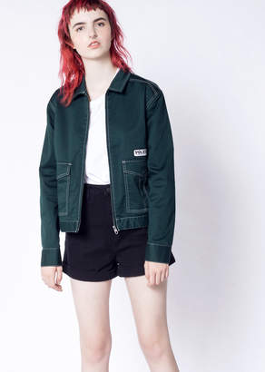 Volcom Frochickie Jacket | Wildfang - Frochickie Jacket - GREEN - SMALL